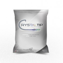 Air/Water Syringe Tips | Bulk Pack 1500 Tips - Crystal Tip