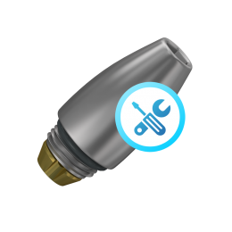 AIr/Water Syringe | Adec o-ring repair Crystal Tip