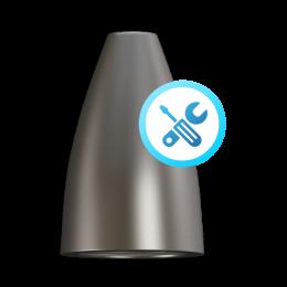 Air/Water Syringe | Chirana Diplomat o-ring repair Crystal Tip